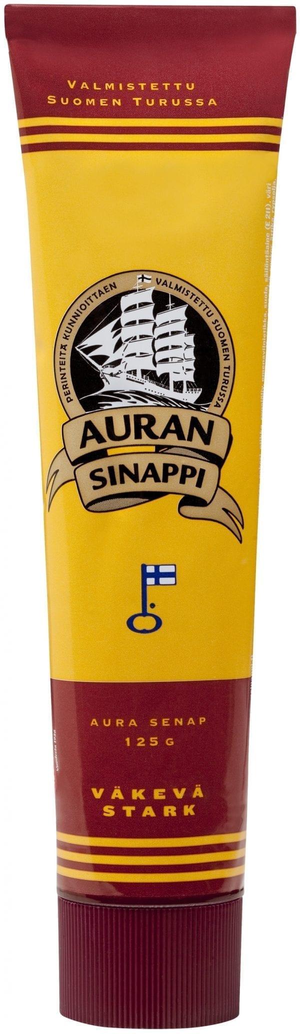 Auran Mustard Strong Turun Sinappi