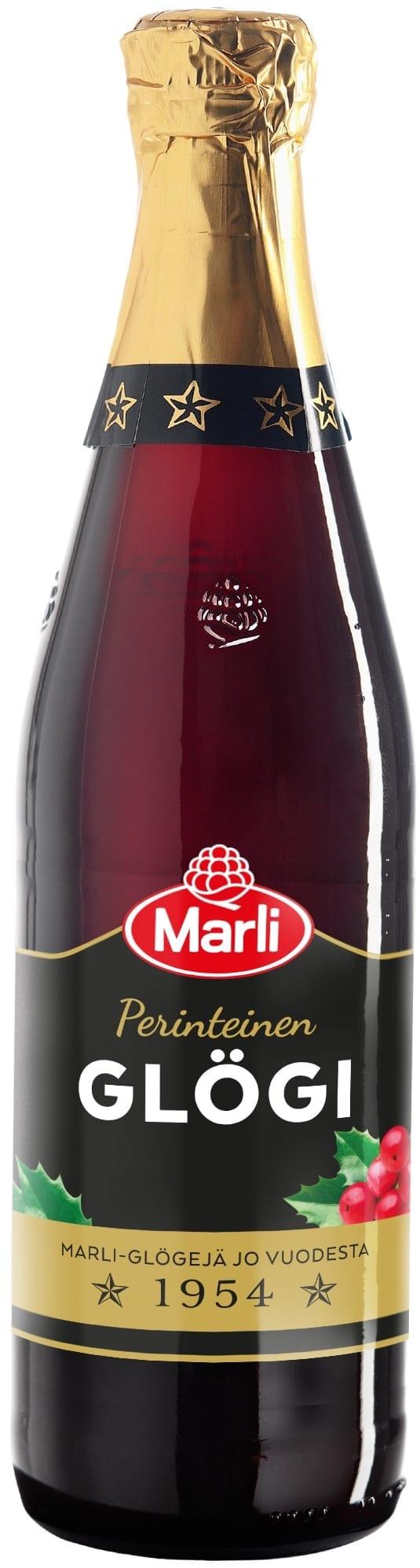 marli glogg syrup