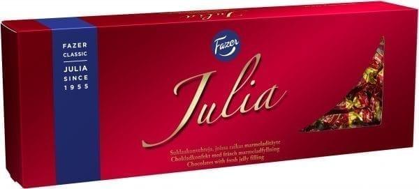 julia chocolate box