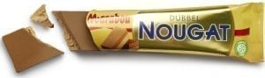 marabou double nougat bar