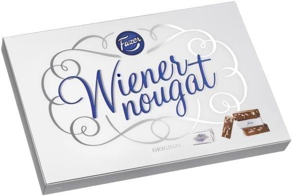 wiener nougat chocolates