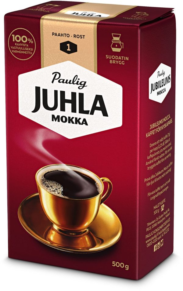 juhla mokka filter coffee