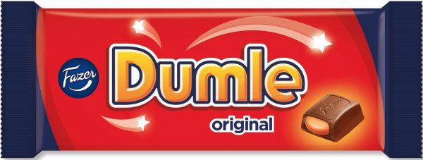 dumle chocolate bar