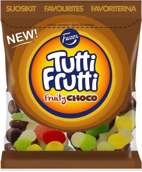 tutti frutti choco candy mix