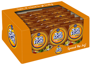 case of tutti frutti fruity chocolate