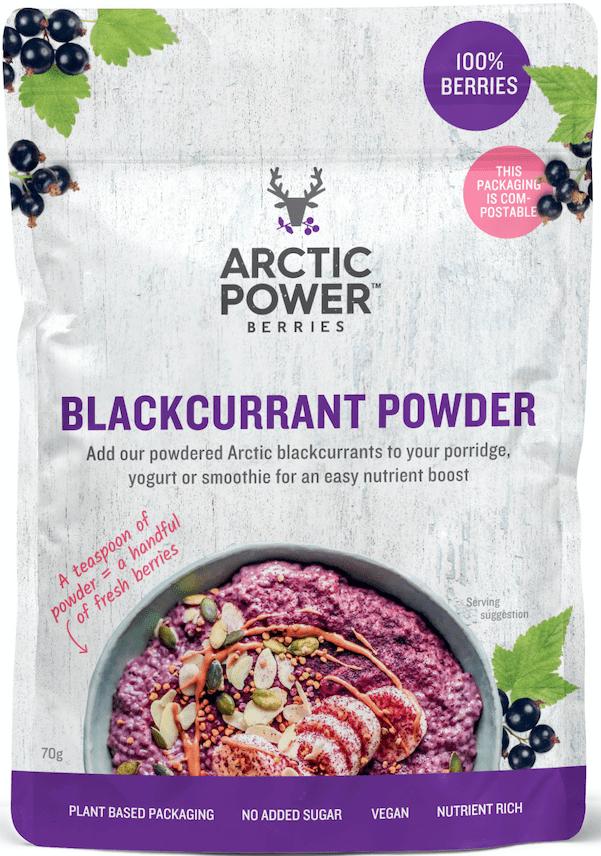 black currant powder