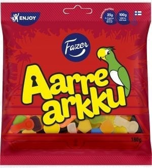 aarearkku candy mix