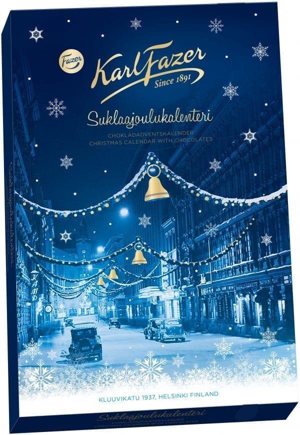 karl fazer christmas calendar