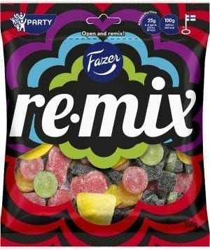 remix jumbo candy
