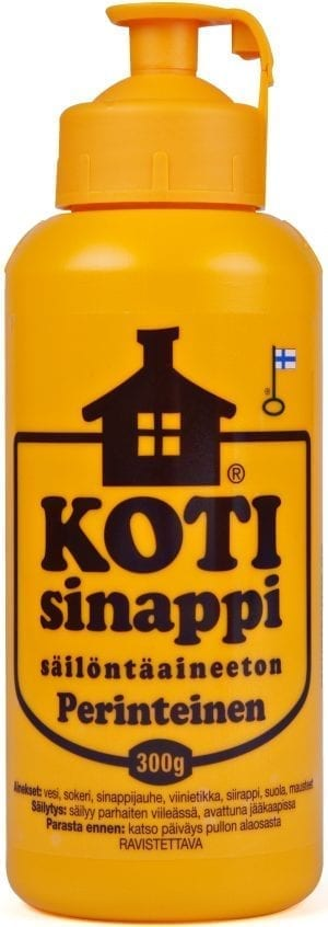 koti sinappi traditional