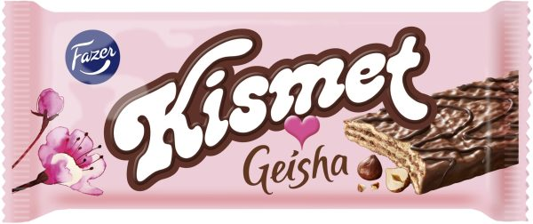 kismet geisha chocolate bar