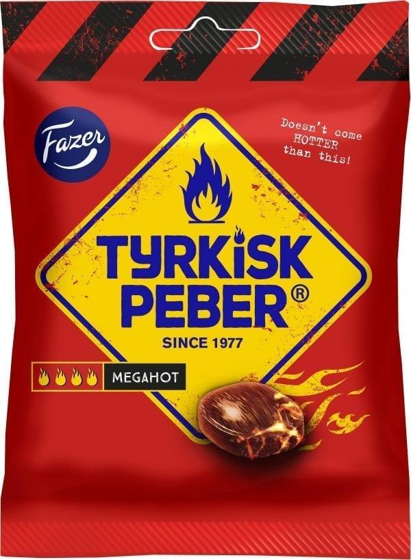tyrkisk peber megahot