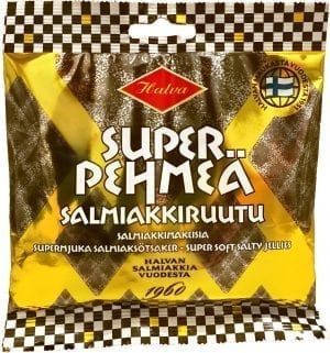 super soft salmiak