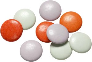 coloured amerikan pastilles