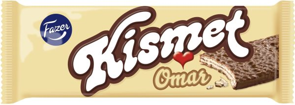 kismet omar chocolate bar
