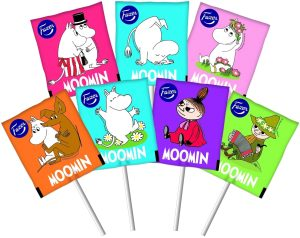moomin lollipop