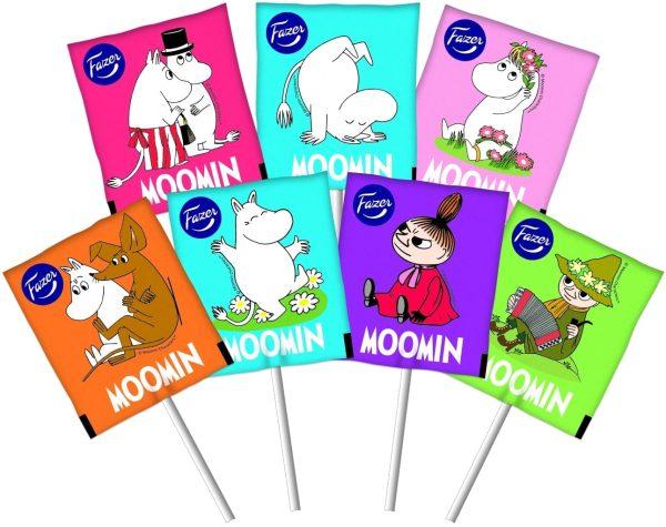 moomin lollipop