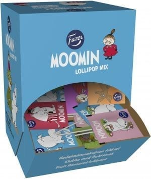 moomin lollipops