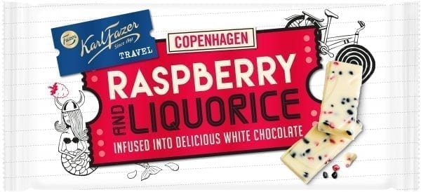 raspberry licorice bar