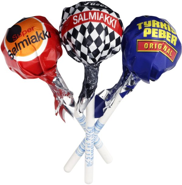 salmiakki lollipop