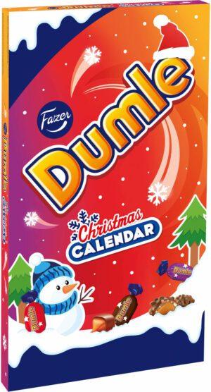 dumle christmas calendar
