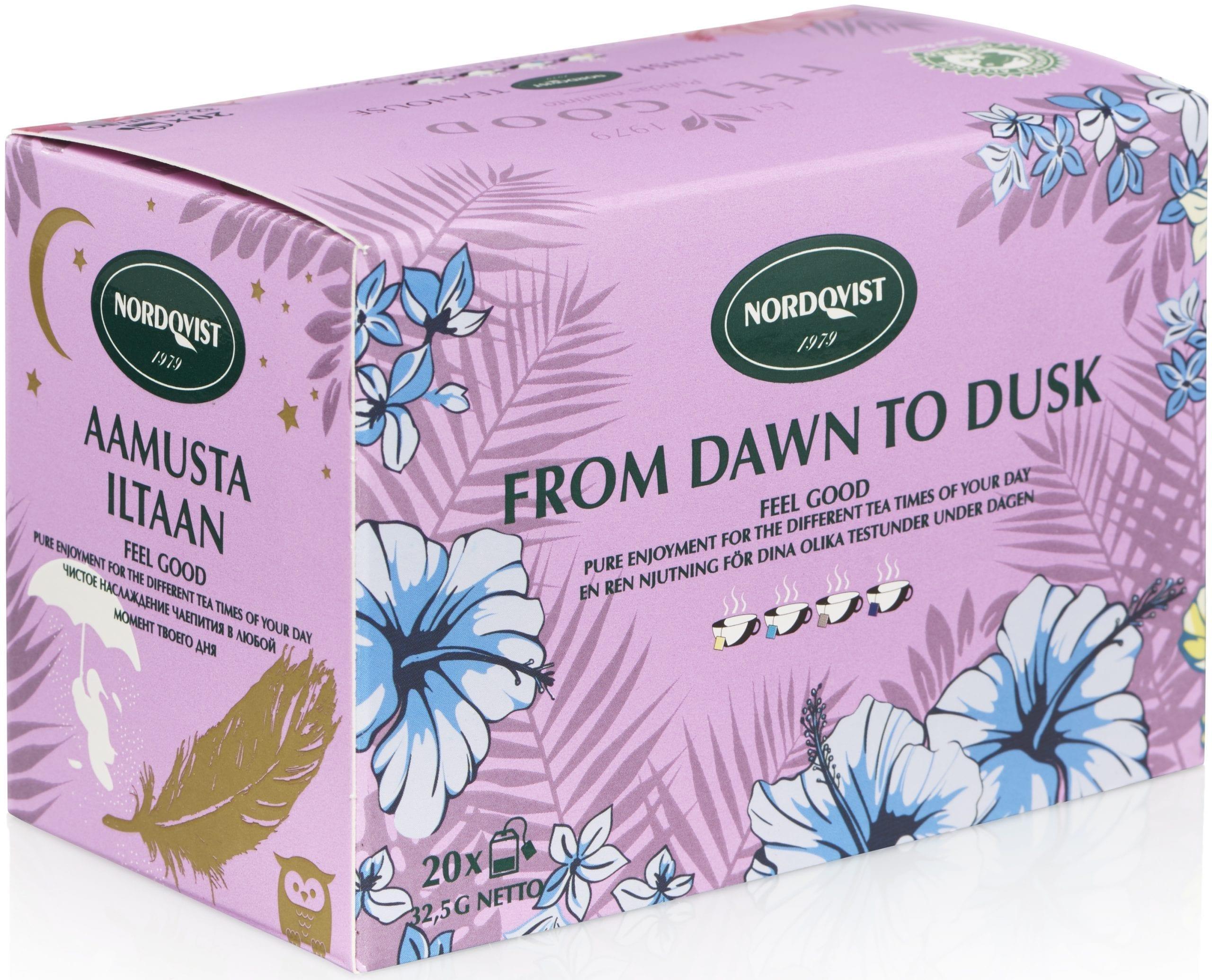 dawn to dusk tea