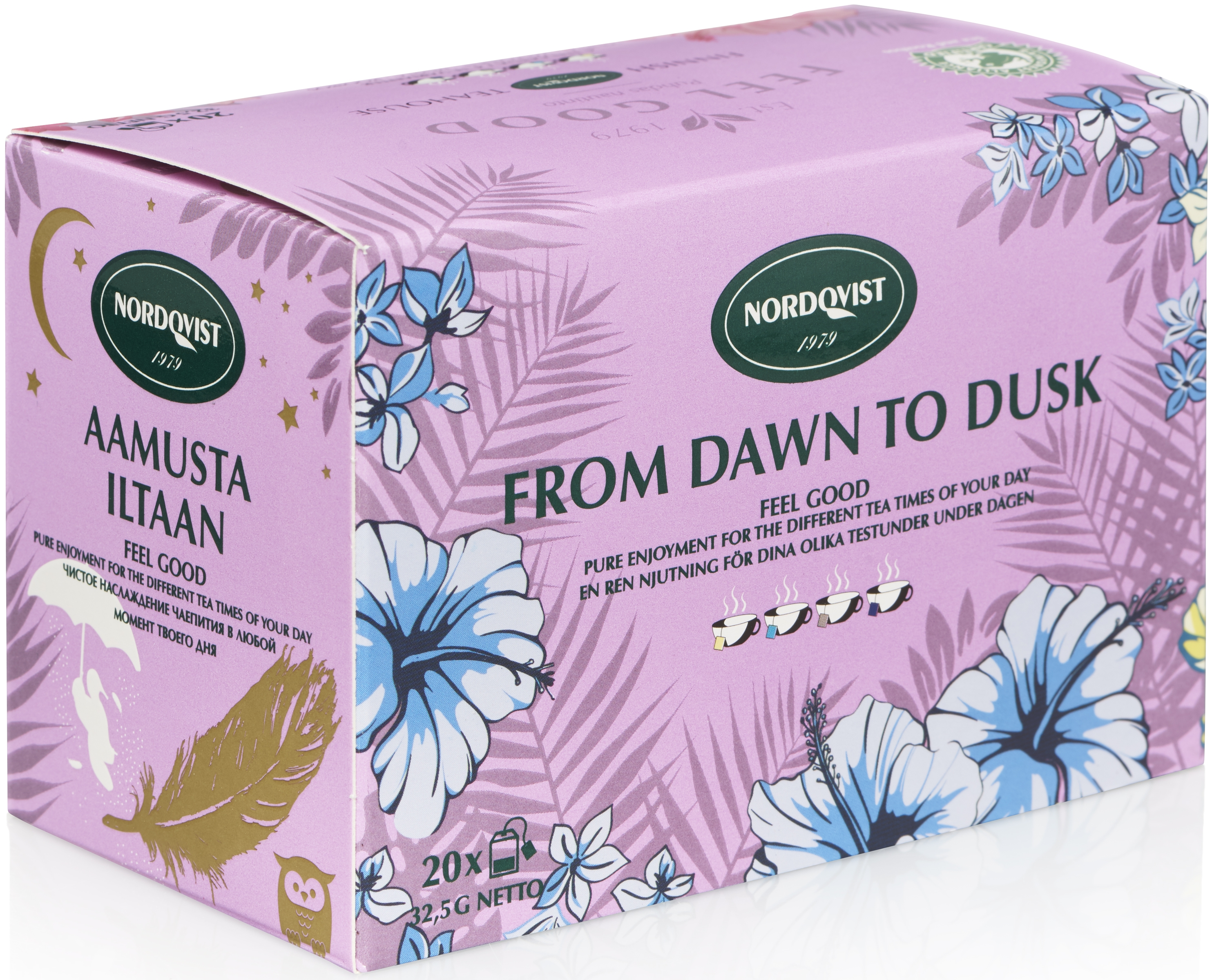 dawn to dusk tea