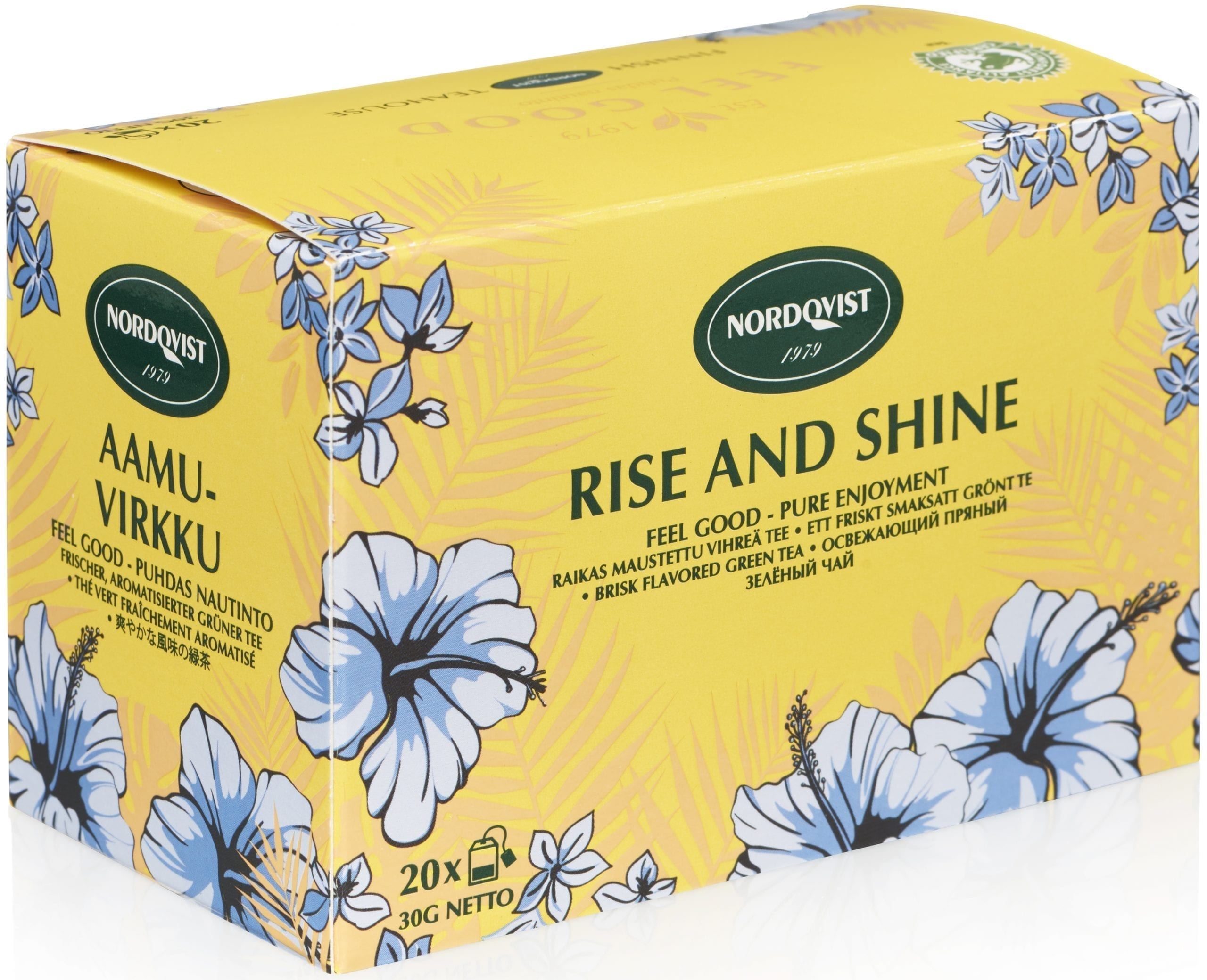 rise and shine tea