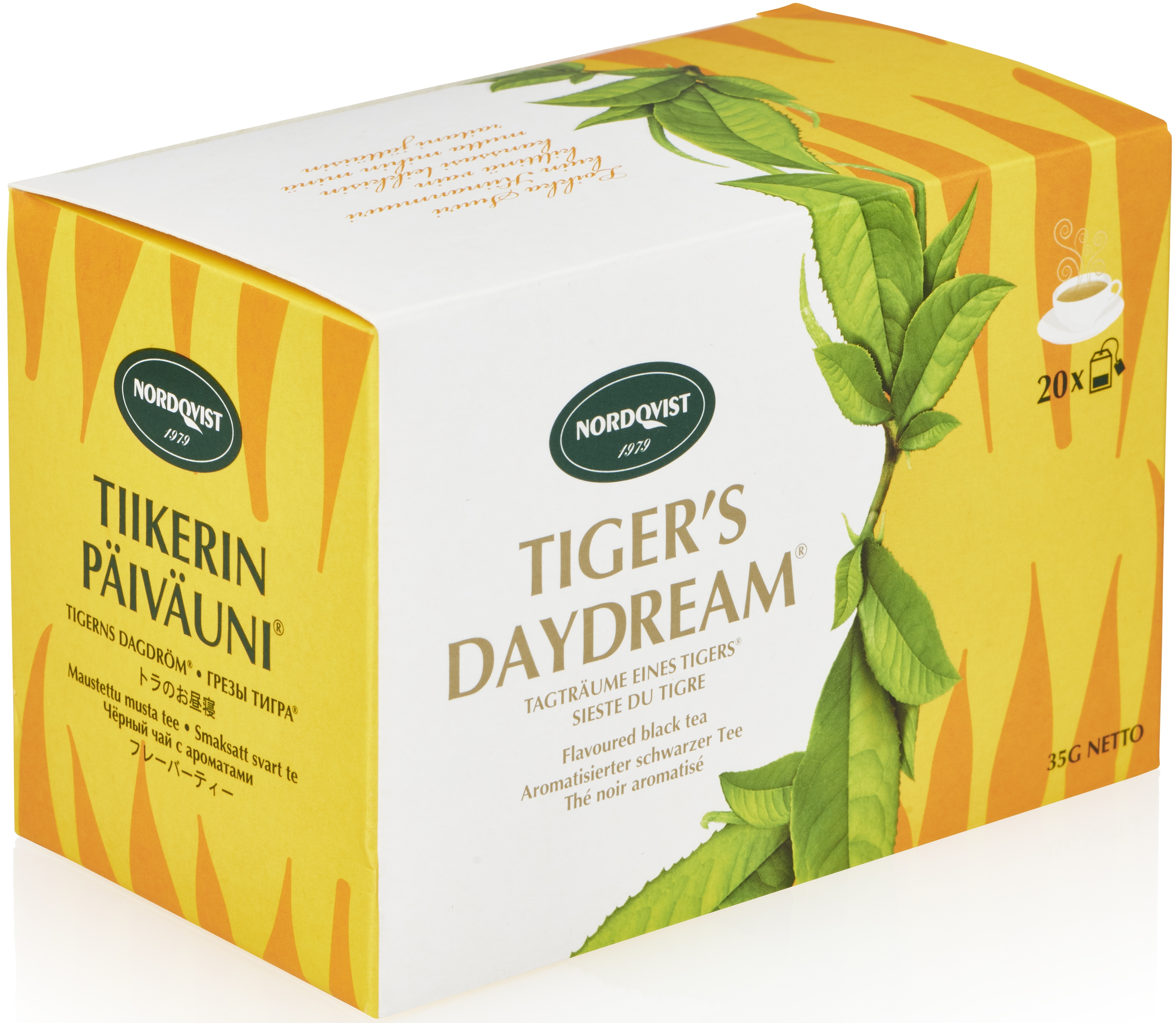 tigers daydream tea