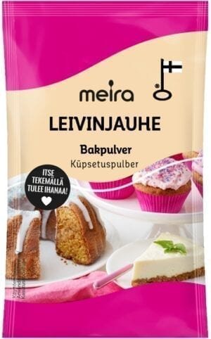 meira baking powder packet