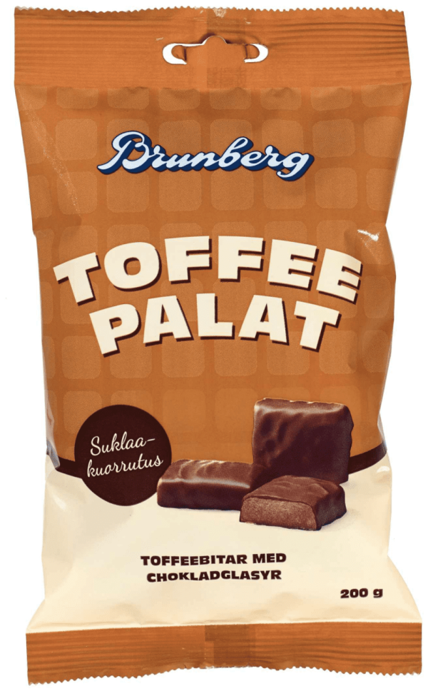 brunberg toffee pieces