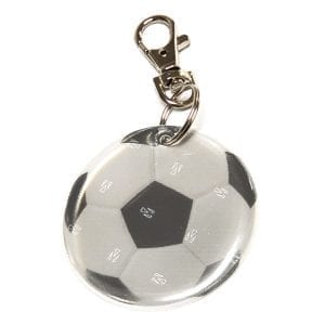 clip on soccer ball reflector