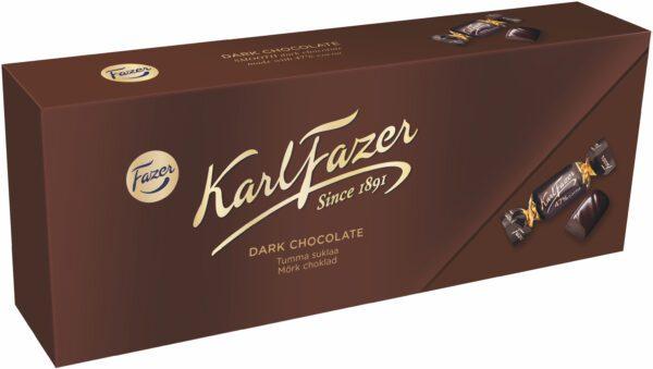 karl fazer dark chocolates