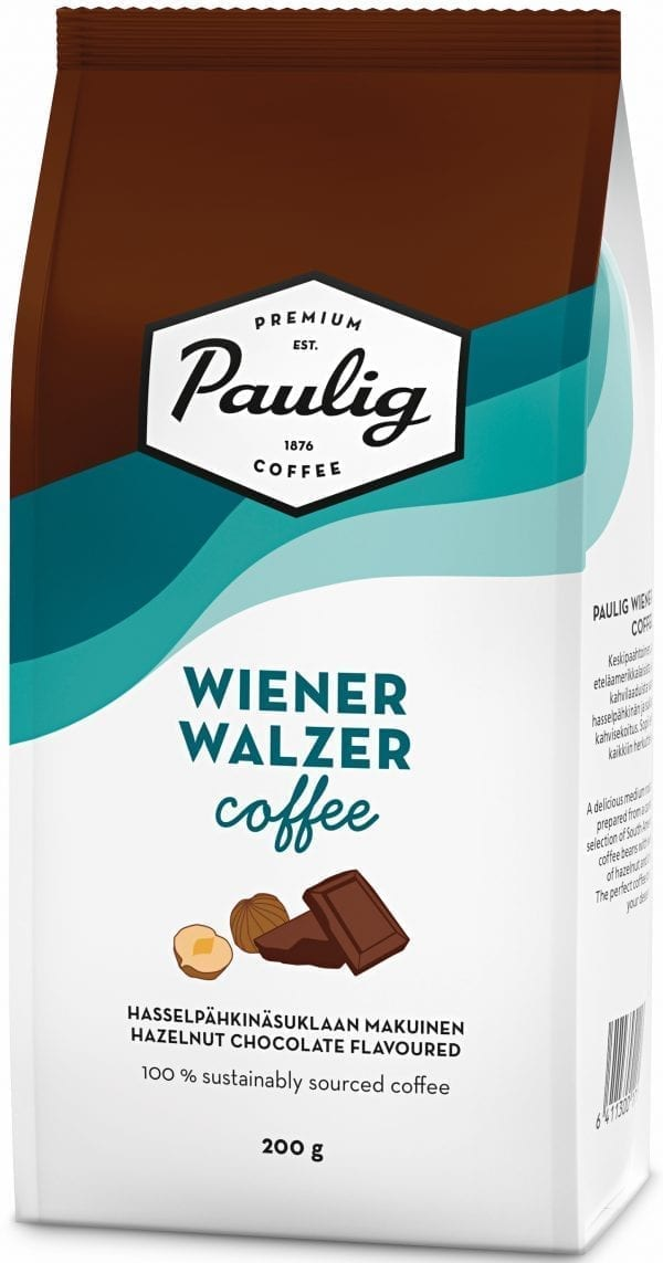 wiener waltzer flavoured coffee