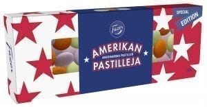 special edition box of amerikan pastilles