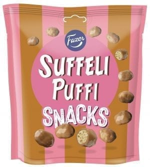 suffeli puffi snacks