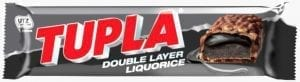 tupla double layer licorice bar
