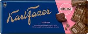 domino milk chocolate bars