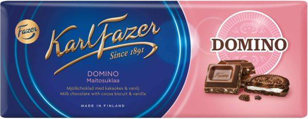 domino milk chocolate bar