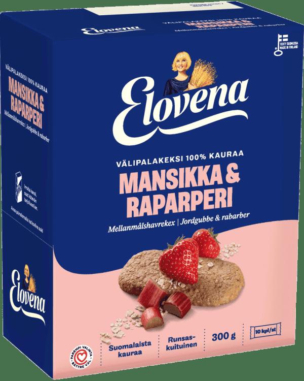 strawberry rhubarb oat bar