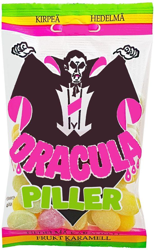 dracula sour fruit candies
